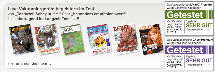 Vakuumiergerät Tests - hier lesen!