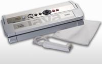 Gastro-Vakuummaschine V.400 Premium - mit dieser Gastronomie-Vakuummaschine verarbeiten Sie mühelos bis zu 500 Vakuumbeutel am Tag. Professionell vakuumieren kann so einfach sein, mit der Gastro Vakuumverpackungsmaschine V.400 Premium mit 3 Schweißnähten.