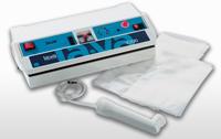 Vakuumierer Haushalt V.200 - Jetzt Ihren Profi-Vakuumierer von Lava bestellen und Zuhause Vakuumbeutel und Behälter sowie Flaschen und Gläser vakuumieren. Vakuumierer V.200, das Profigerät in Haushalt und Küche