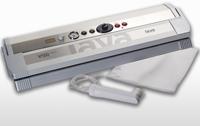 Einzigartig, die Vakuumverpackungsmaschine V.500 Premium, erhältlich mit 720 oder 1210 mm Schweißbandlänge, die Profi-Vakuumverpackungsmaschine für Gewerbe und Industrie - einfach mal 3 Beutel gleichzeitig vakuumieren. Einfacher geht es nicht.