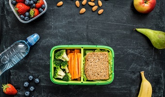 Meal-Prep mit Lunchbox clean essen