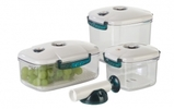 Lava New-line Vacuum Container-Set for Food