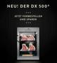 DRY AGER® REIFEKÜHLSCHRANK - DX 500 - 1