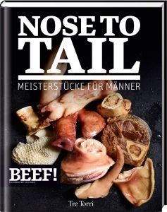 BEEF! NOSE TO TAIL Buch