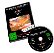 Lava DVD about filleting and vacuum packing of fish