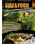 Lava BBQ recipe magazine (Vol.2)