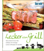 New! Lava Recipe magazine - Vacuum & Sous-Vide