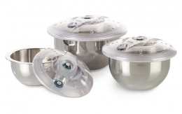 Lava ES-line Vacuum Bowls for Food