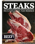 BEEF! Steak Book - Buy here the BEEF! book