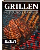 BEEF! BBQ Book - Buy here the BEEF! book