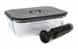 Lava G-line Glass Vacuum-Container for food