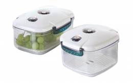 Lava New-line Vacuum-Container Set for food & other products