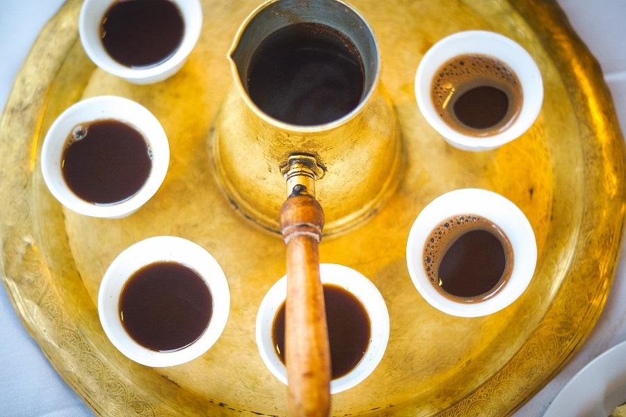 Arabischer Kardamom-Kaffee - Schnelles Rezept