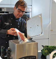Sous-Vide - a trend for household and gastronomy