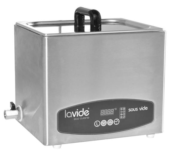 LV.80 select - Sous-Vide professional water bath by Lavide