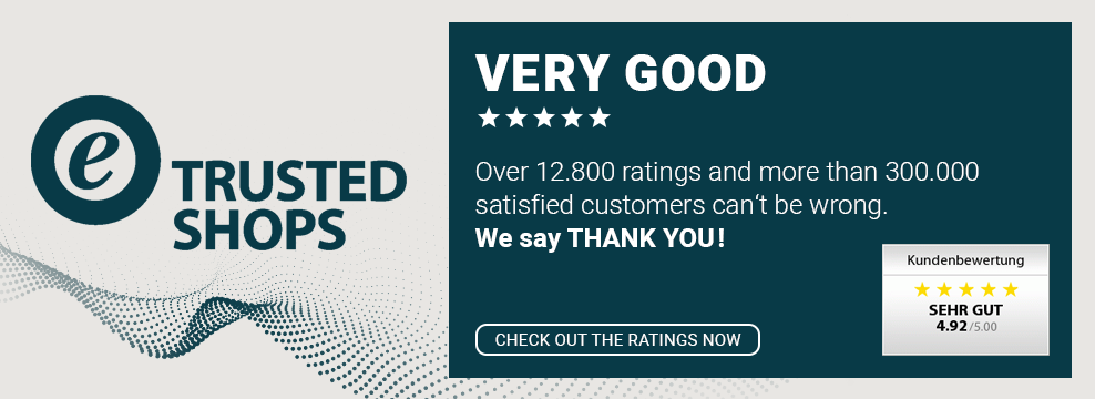 Trusted Shops Ratings