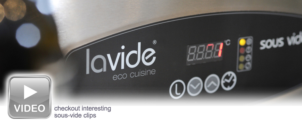 Sous-Vide Device and Thermaliser - Huge choice at Lava