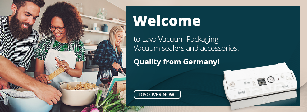 Lava Vacuum Packaging - Welcome